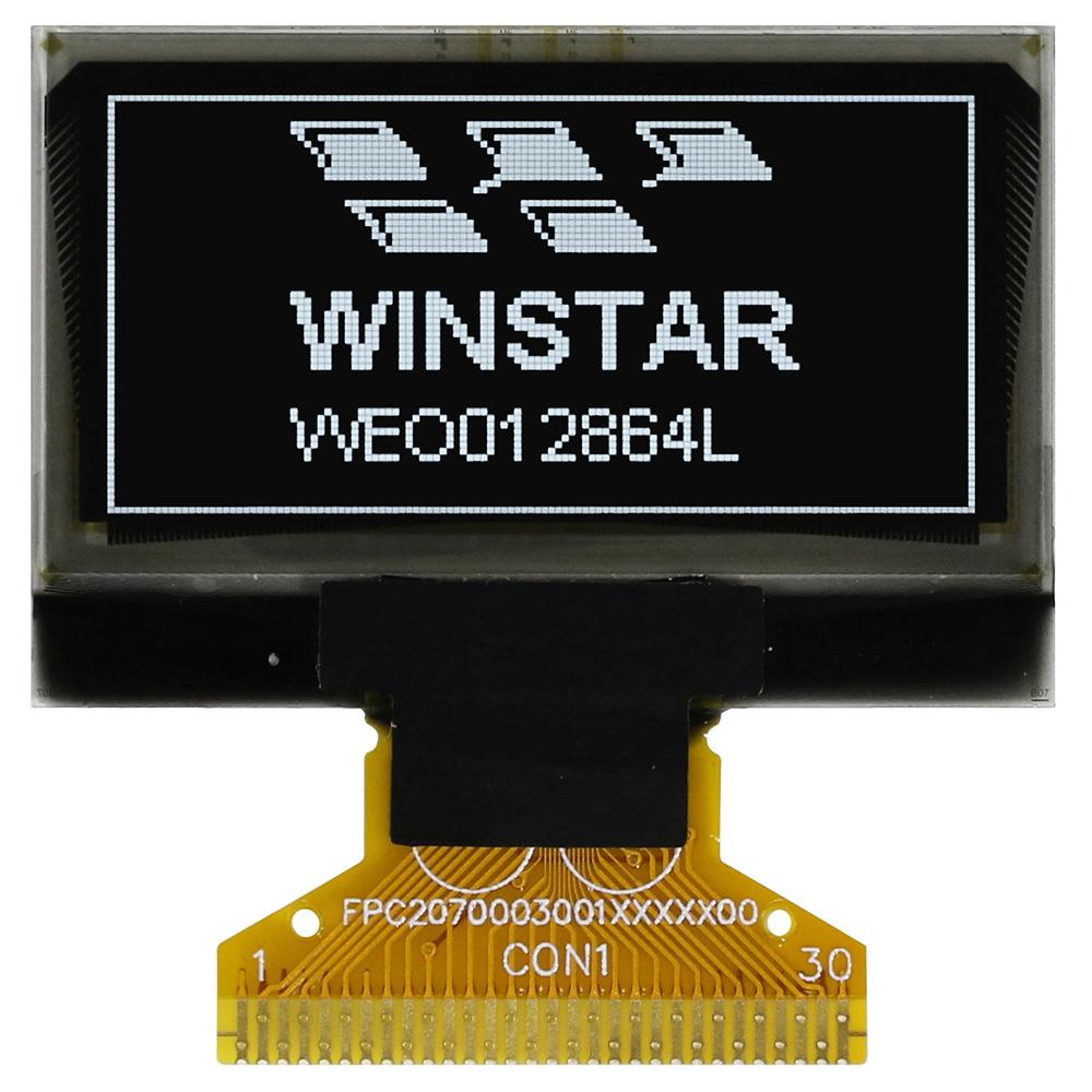 SH1106 OLED, 1 28 OLED Module 128x64- Winstar Display