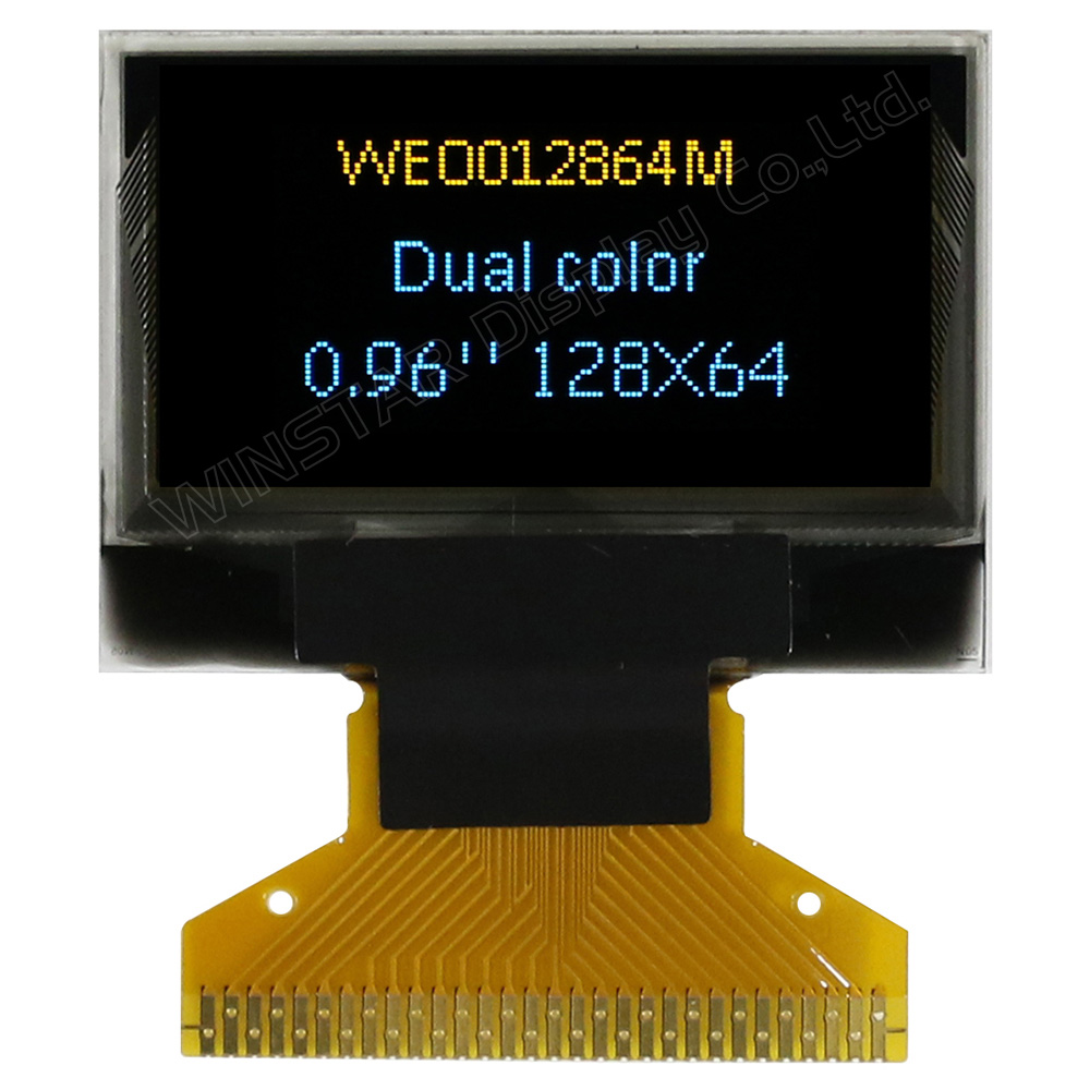 Color OLED Display, Dual Color OLED Display, Graphic OLED Color Display
