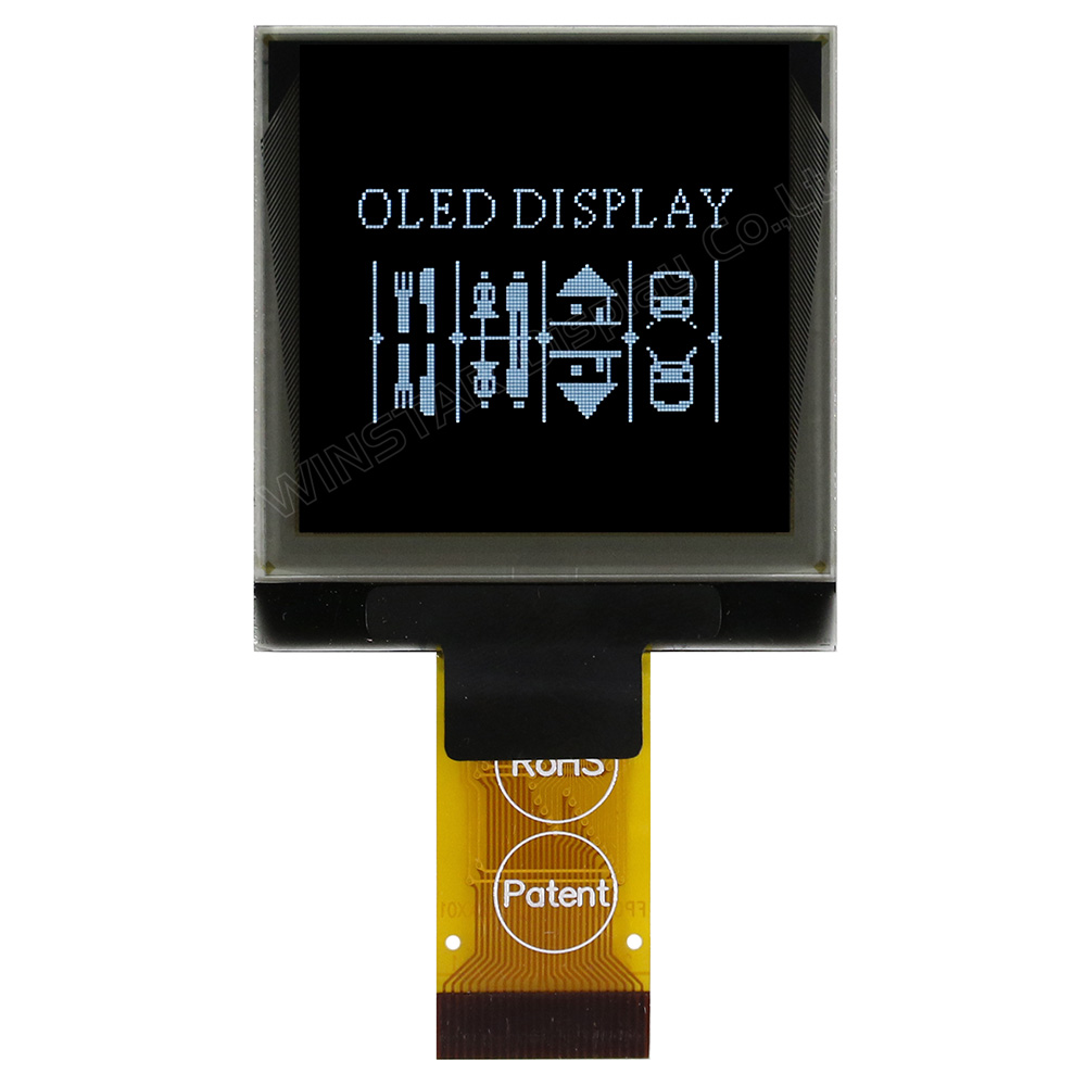 1.5 Graphic COG Graphic OLED Display 128x128, OLED 128x128, 128x128 pixel OLED Module