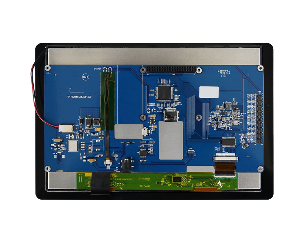 10.1 for HDMI Signal IPS TFT LCD 디스플레이 모듈 (For Raspberry Use) - WF101FSYFPLHGV