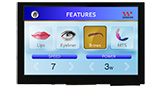 For HDMI Signal IPS TFT-Display 5 Zoll mit projiziertem kapazitivem Touch-Panel (For Raspberry Use) - WF50FSYFGDHGV