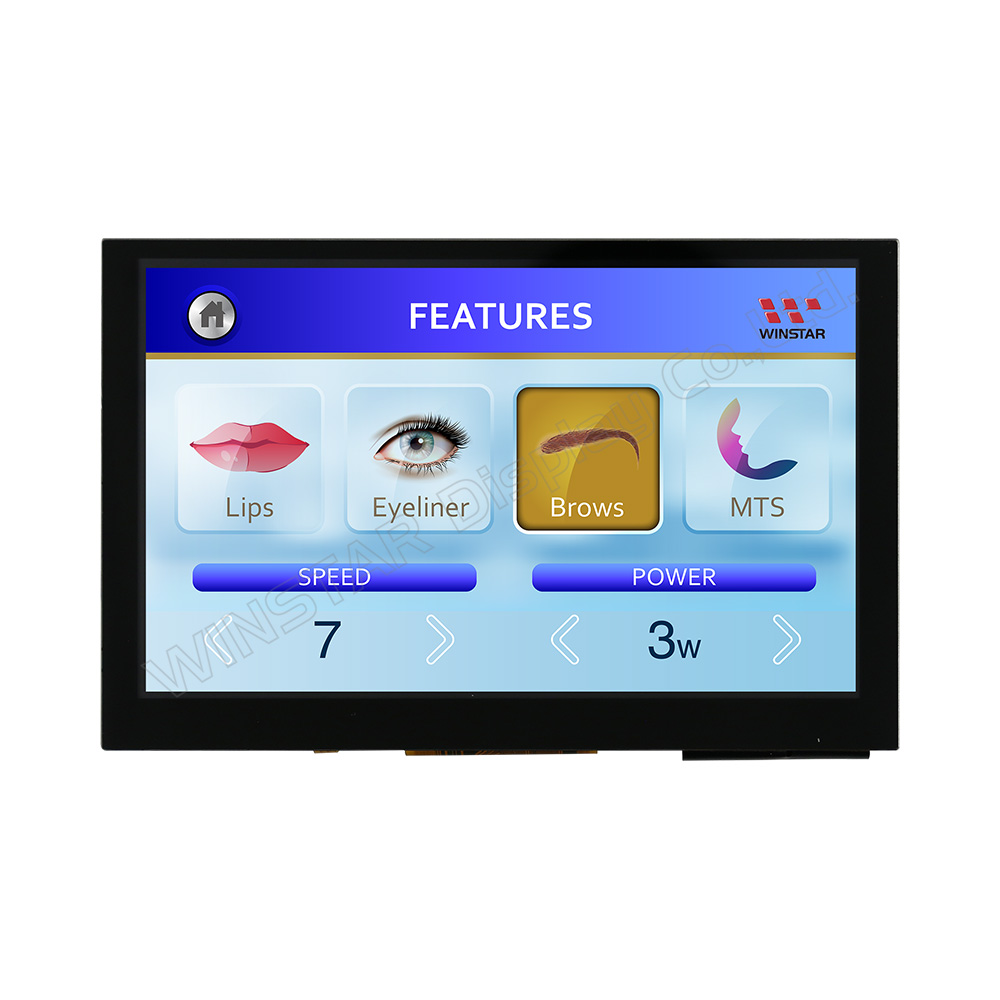 "5"" For HDMI Signal Touchscreen IPS TFT Display (For Raspberry Use) - WF50FSYFGDHGV"