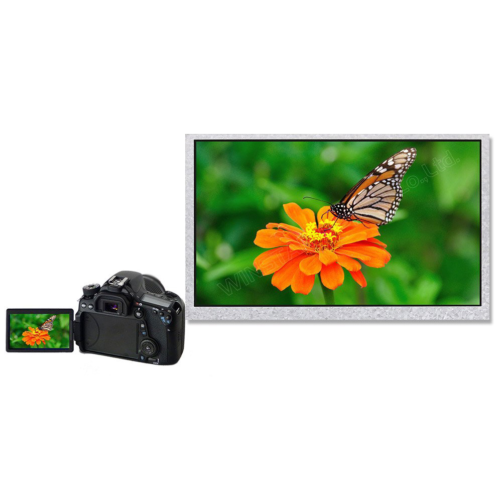 4,3 Zoll High Brightness TFT Display