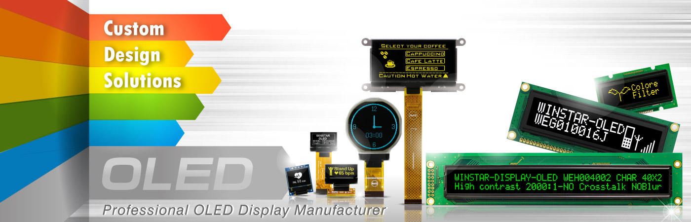 OLED Display LCD Manufacturer