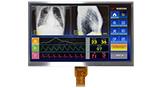 10.1インチ1024x600高輝度 LVDS IPS TFT 液晶 - WF101JSYAHLNN0