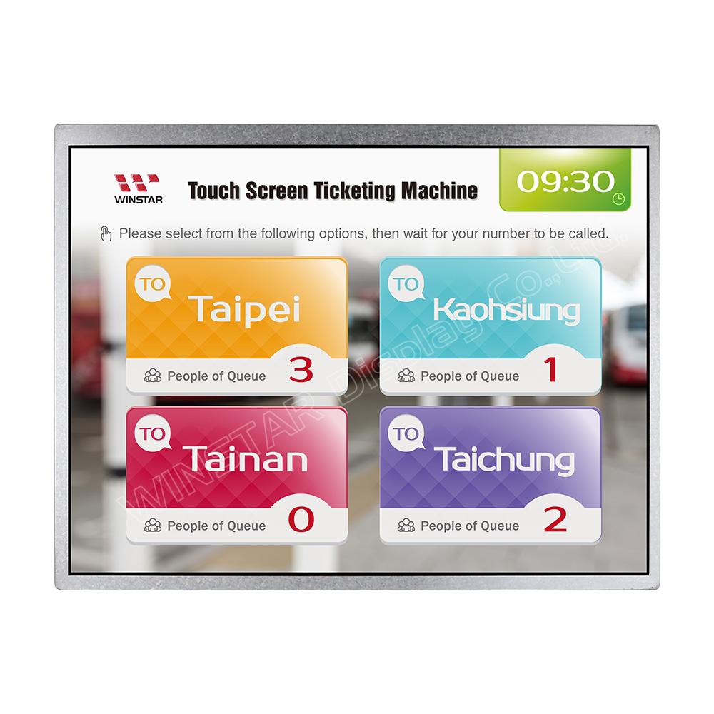 1024x768 Display, 1024x768 TFT LCD, 12 1 TFT LCD - Winstar Display