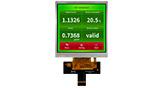 4インチ 高輝度 TFT 液晶 480x480, MIPI, IPS - WF40ESWAA6MNN0