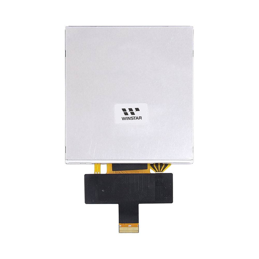 4 inch 480x480 High Brightness TFT Module with Resistive Touch Panel - WF40ESWAA6MNT0