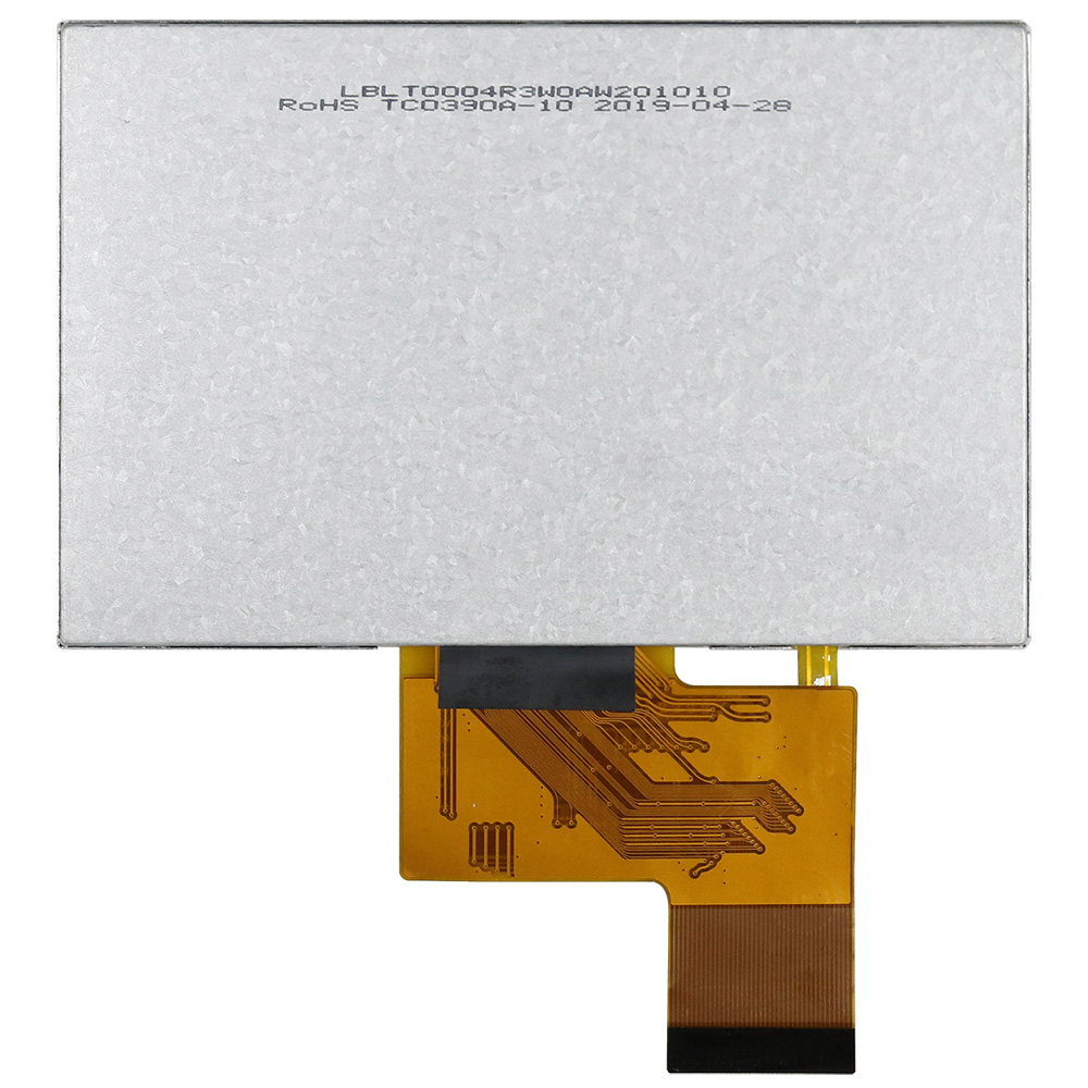 "4.3"" IPS Sunlight Readable Display TFT 480x272"