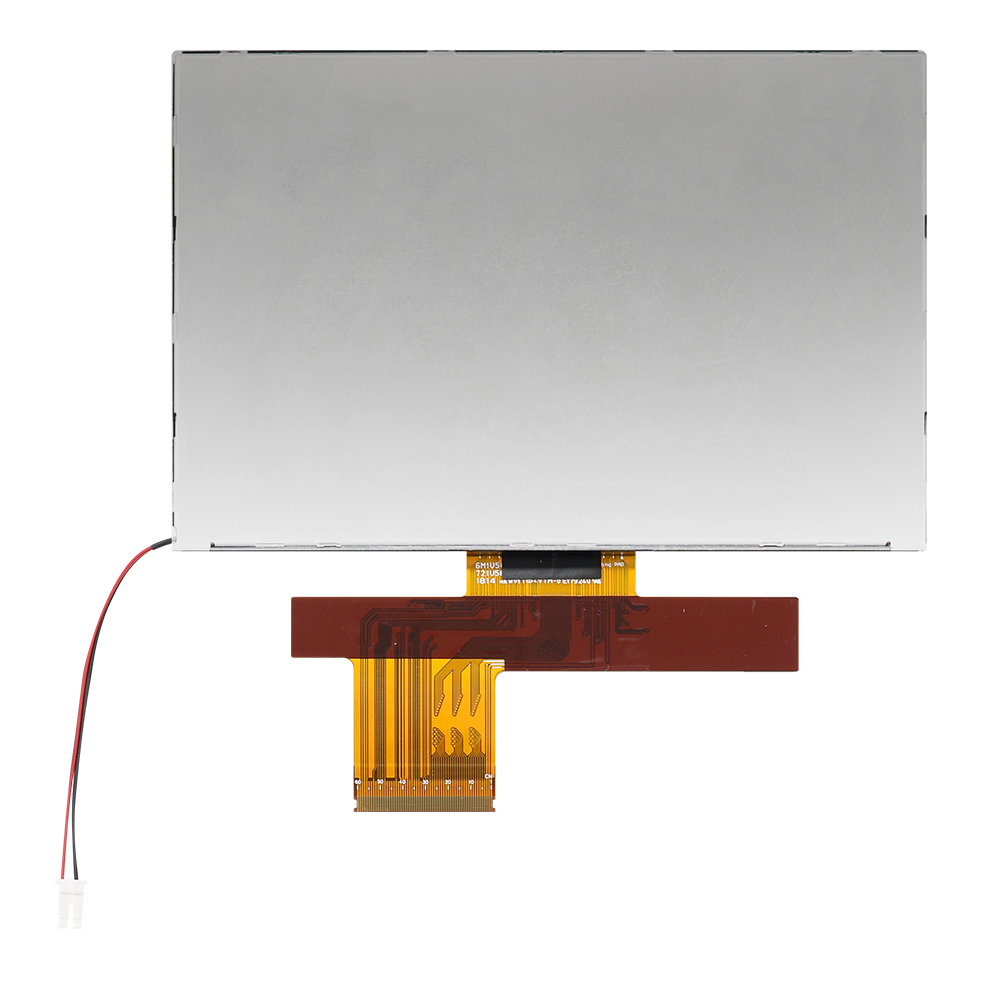 "7"" IPS TFT LCD (Wide View, Wide Temperature, High Brightness)"