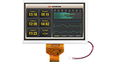 7インチ800x480 広温 IPS TFT 液晶 - WF70A9TWAGDNN0