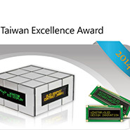 Winstar OLED Received 2014 Taiwan Excellence Award