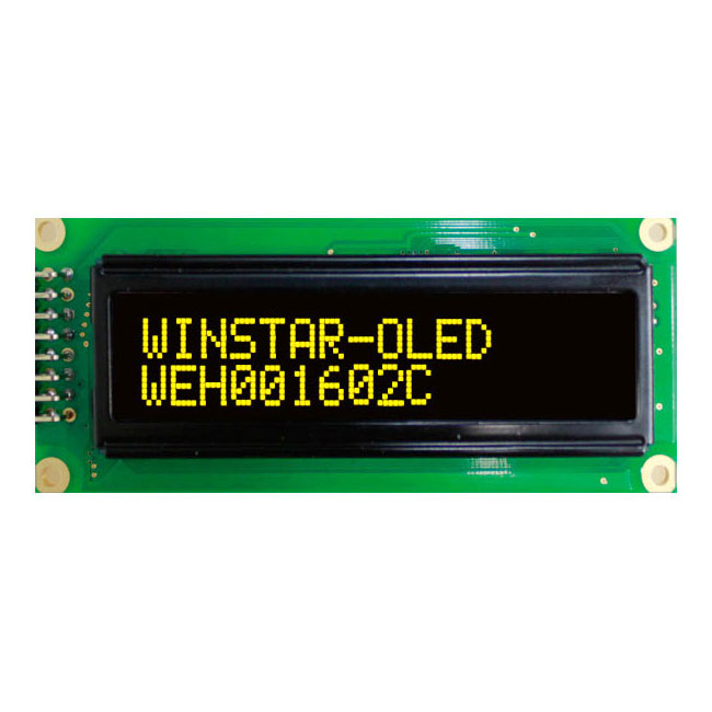 OLED Character Display 16x2