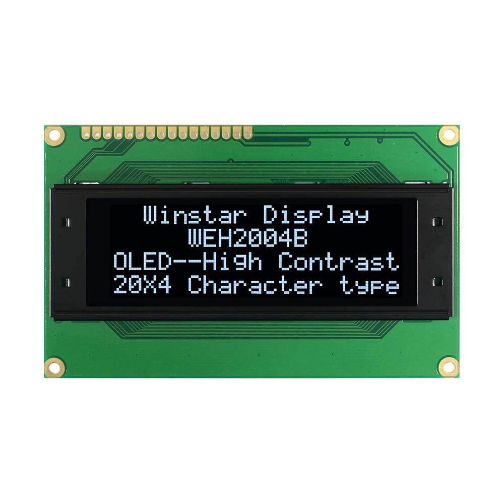 Elektronische Bauelemente Und Systeme 204 20x4 2004 Charakter Lcd Modul Display Lcm Gelb Grün Blau Mit Led-hintergrundbeleuchtung
