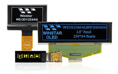 Graphic OLED Display, OLED Graphic, OLED Display Modules, OLED Displays