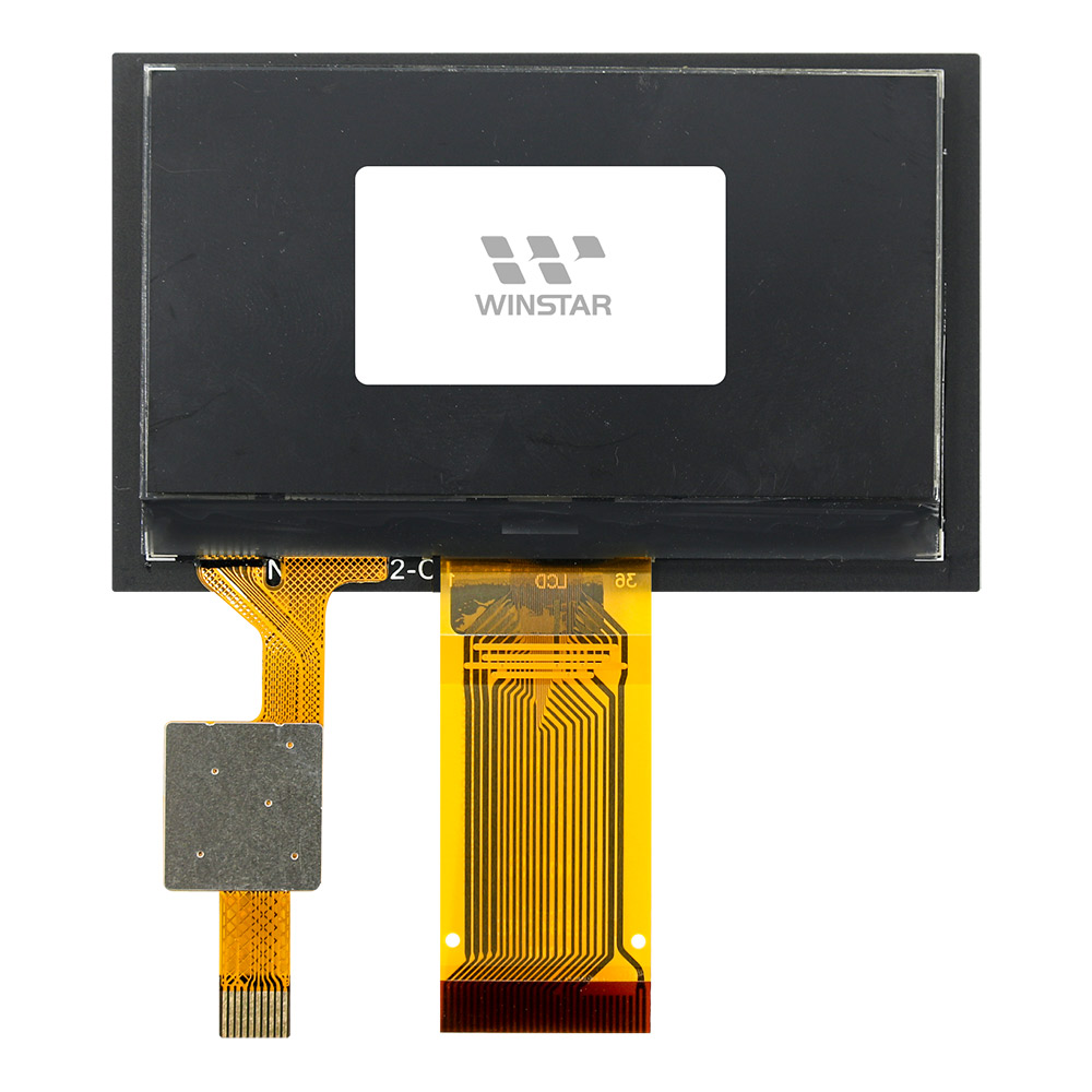 OLED Touch Display, OLED Touch Screen Module, Touch Screen OLED Display 2.42, 128x64
