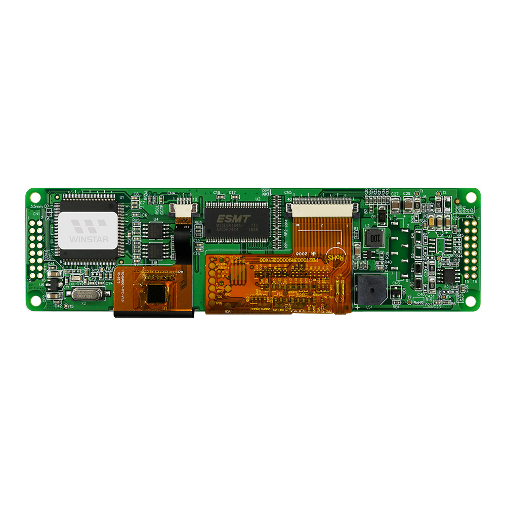 3.9 inch CAN Bus TFT Display with Projected Capacitive Touch (Medical Application)