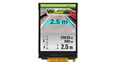 2.4インチ SPI 240x320 液晶 ディスプレイ - WF24KTLAJDNN0