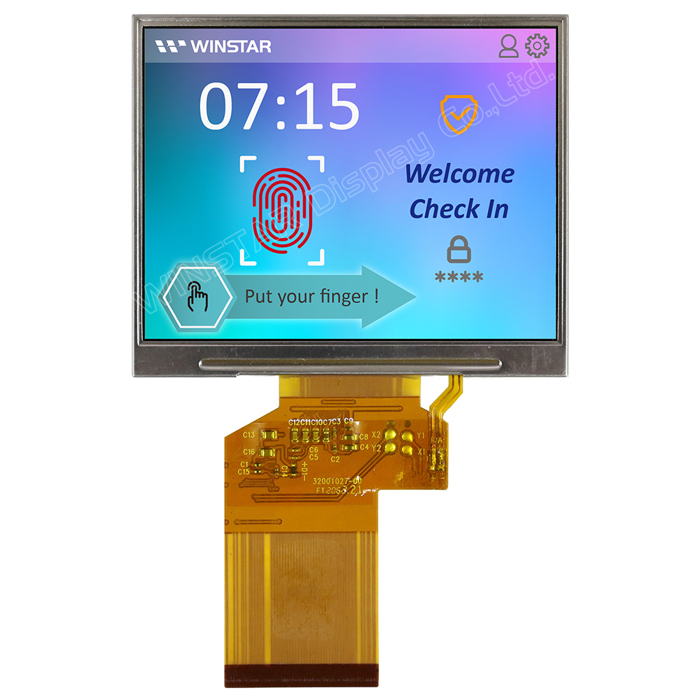3.5 TFT, 3.5 inch TFT LCD Screen Display, 3.5 inch LCD Display, Display 3.5