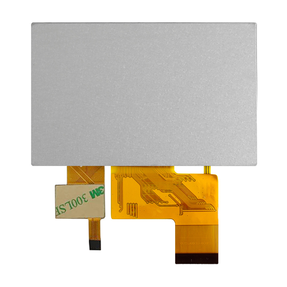 4.3 Projected Capacitive Touch Screen Color TFT LCD Module