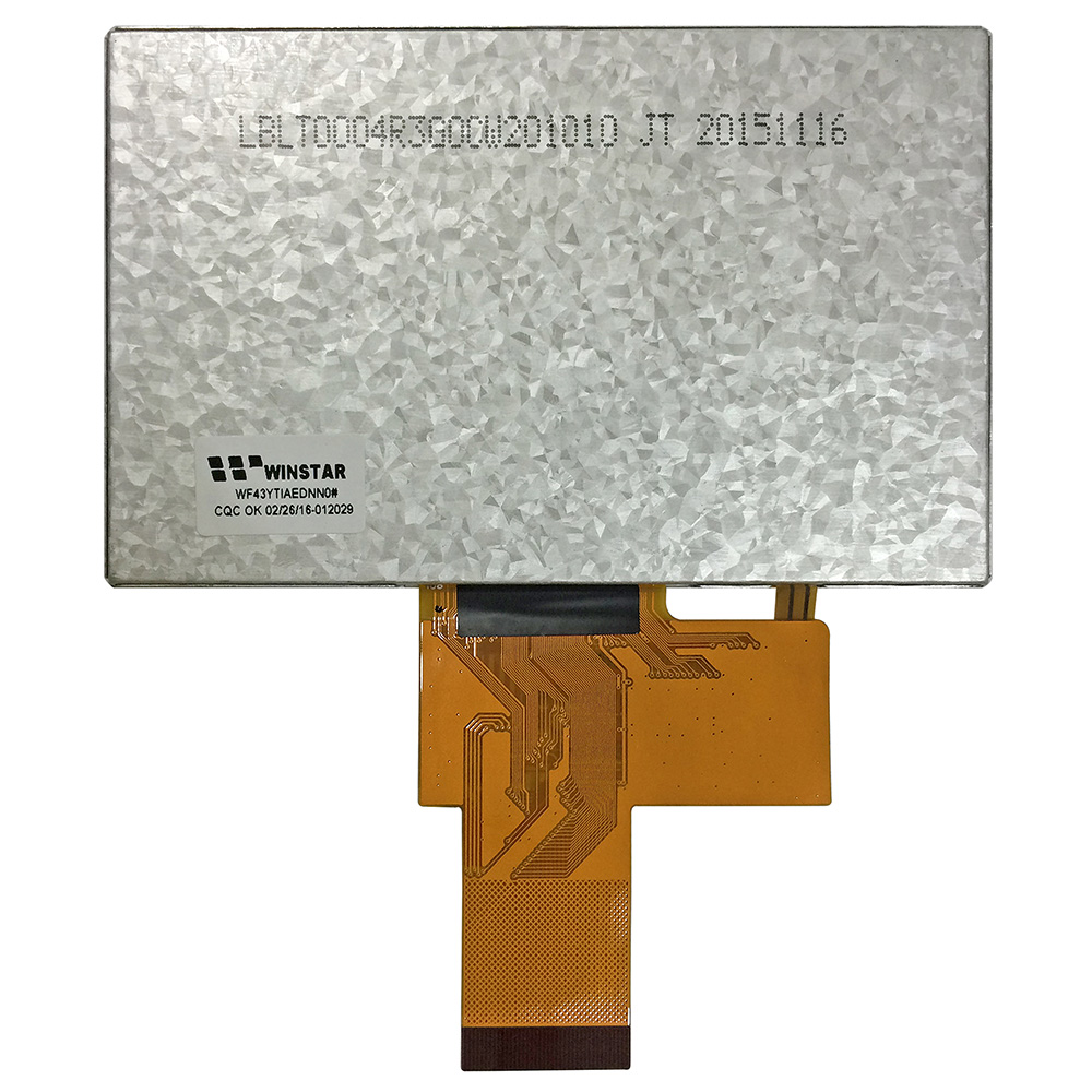 TFT LCD Modules 4.3