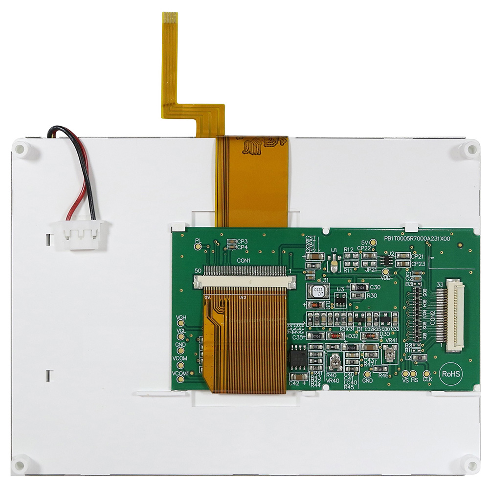 5.7 Resistive Touch Screen Color LCD Module