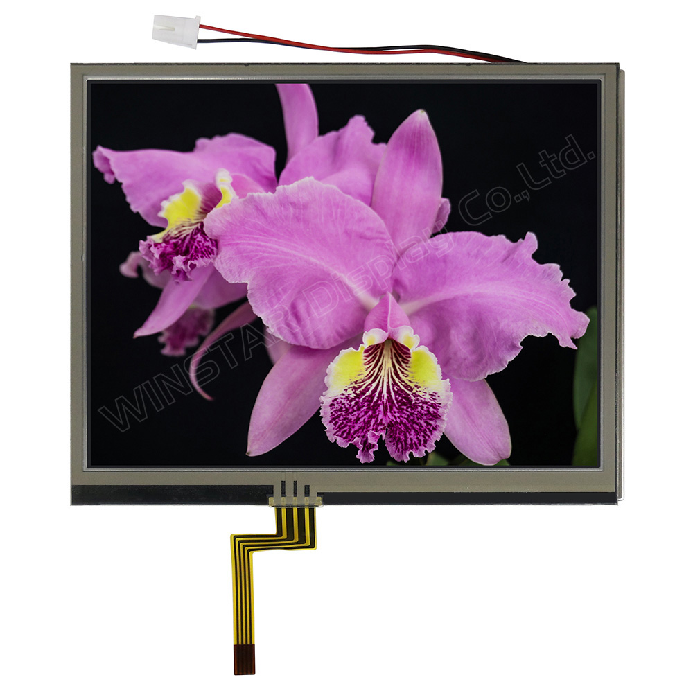 LCD TFT 5.7 con Touch Screen Resistivo
