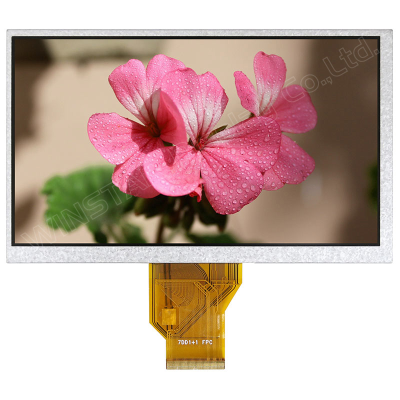 7 inch O Film TFT LCD (Wide Temperature)