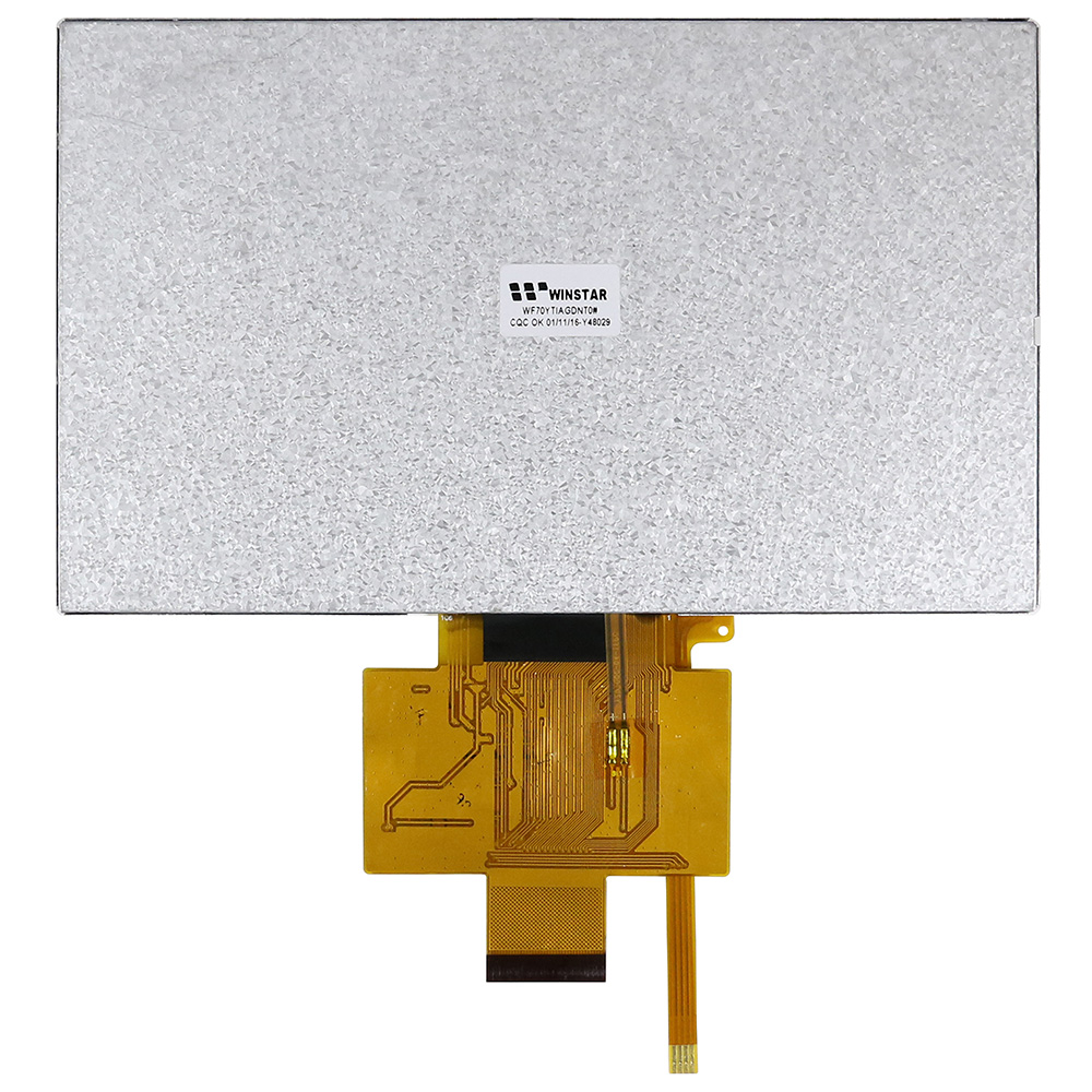 7 Resistiver Touch TFT-LCD Modul
