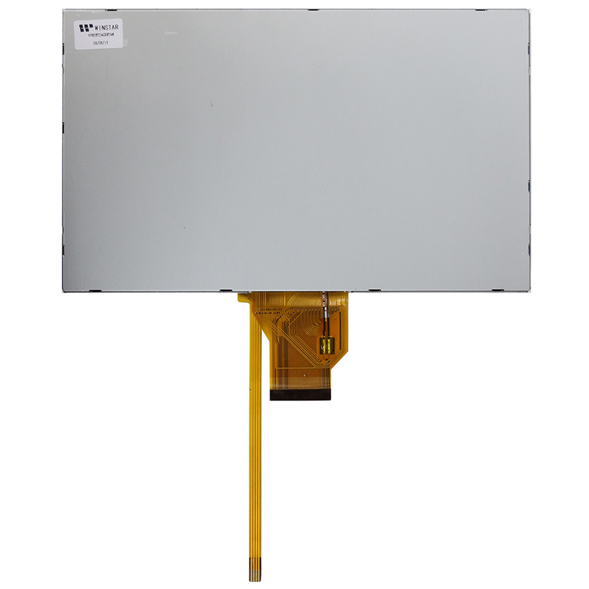 8 inch Wide Temperature RTP Touch Screen Display TFT