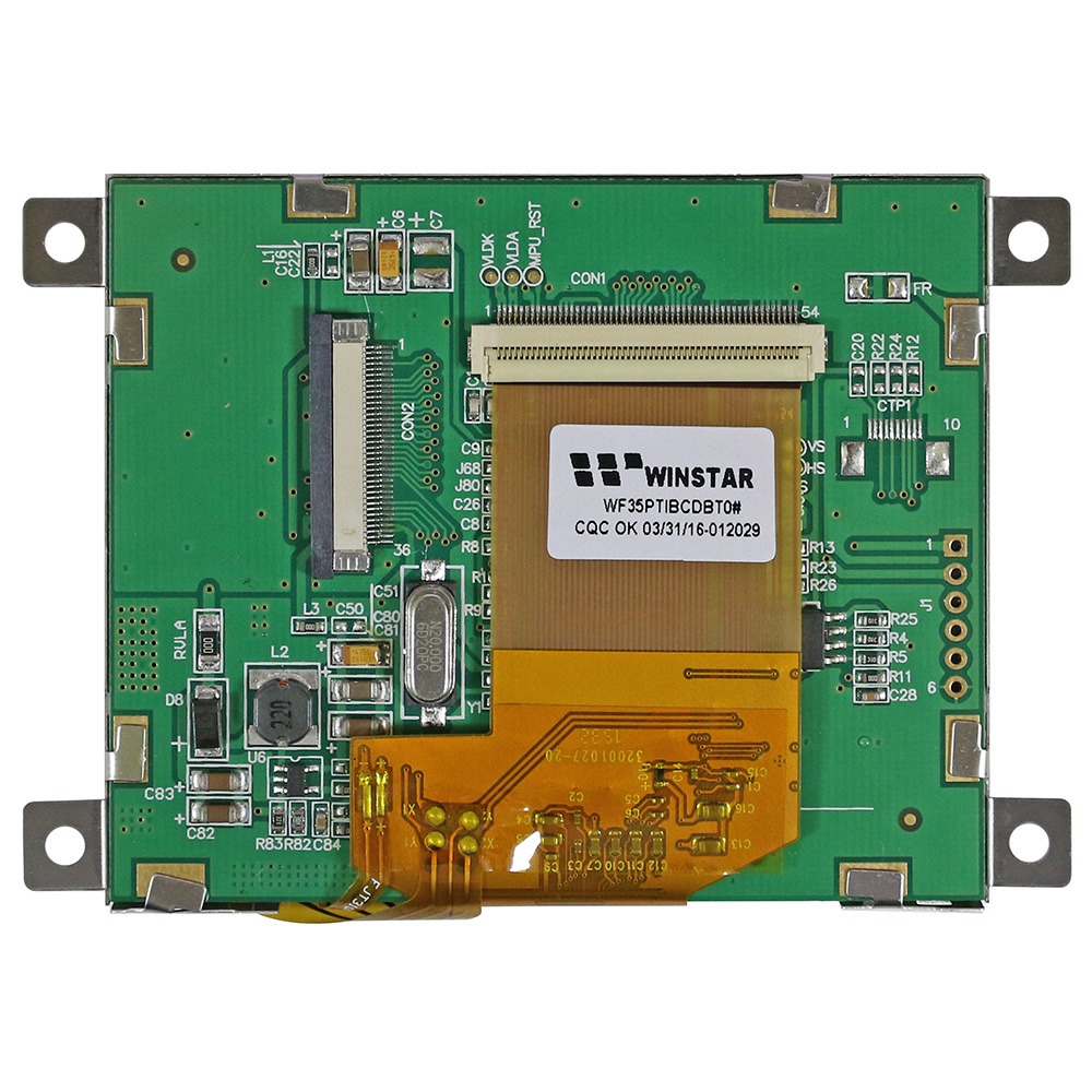 3.5 TFT with Integrated Controller Board