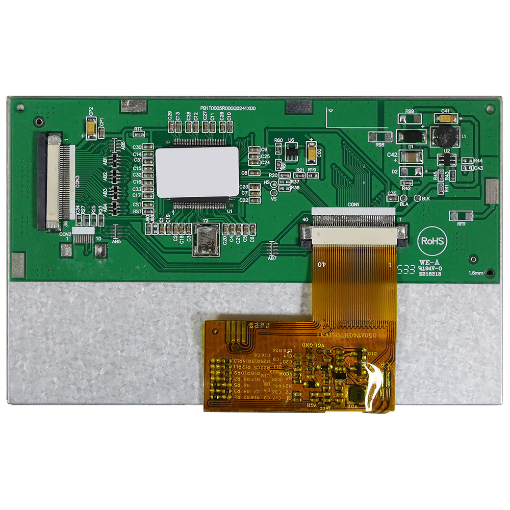 5 inch TFT Panel with LCD Controller Board