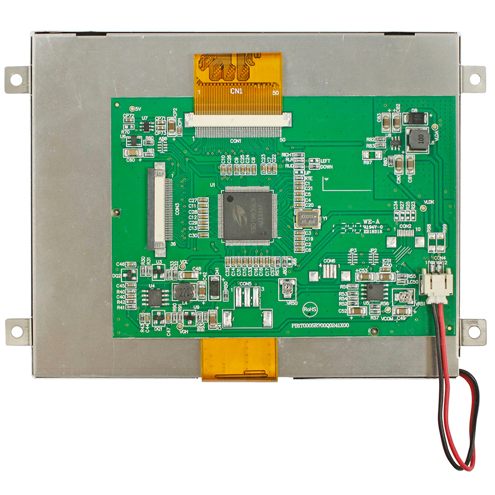 Display LCD TFT 5.7 con Scheda di Controllo