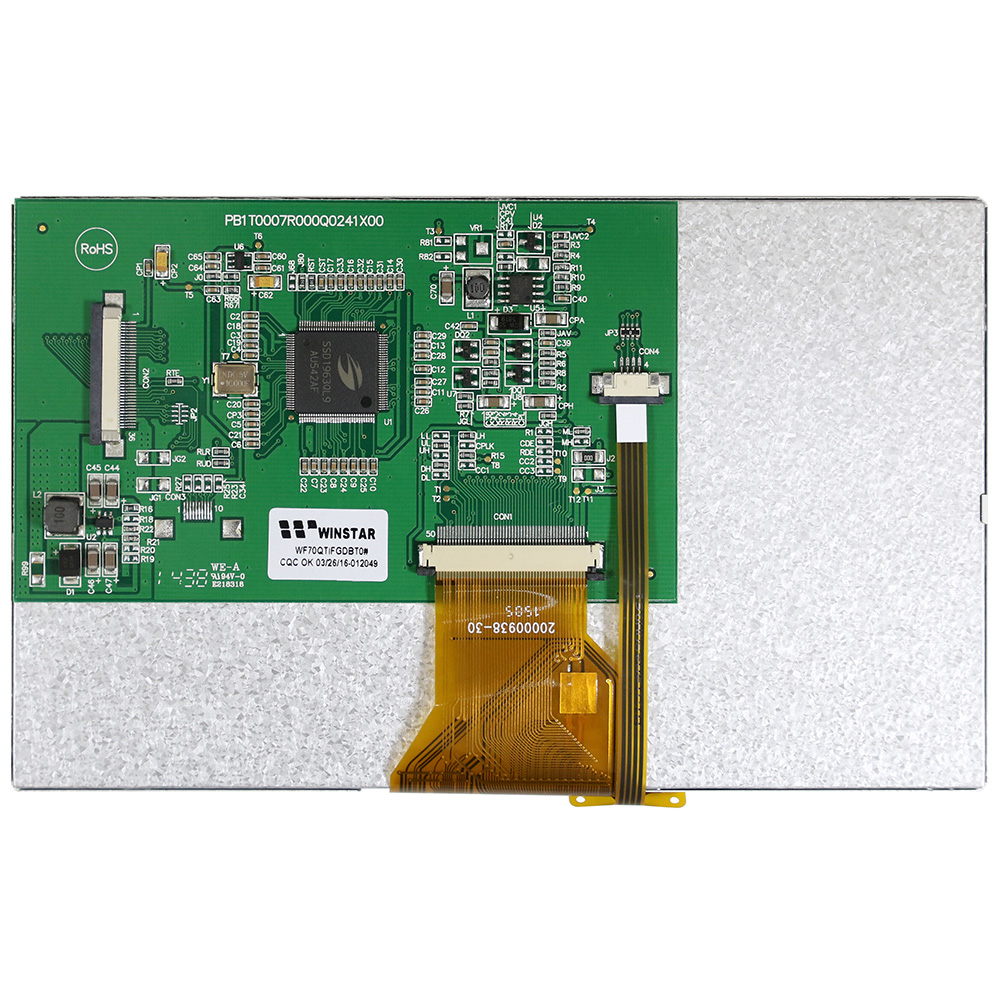 TFT Resistive Touch Panel with TFT LCD Controller Boards 7