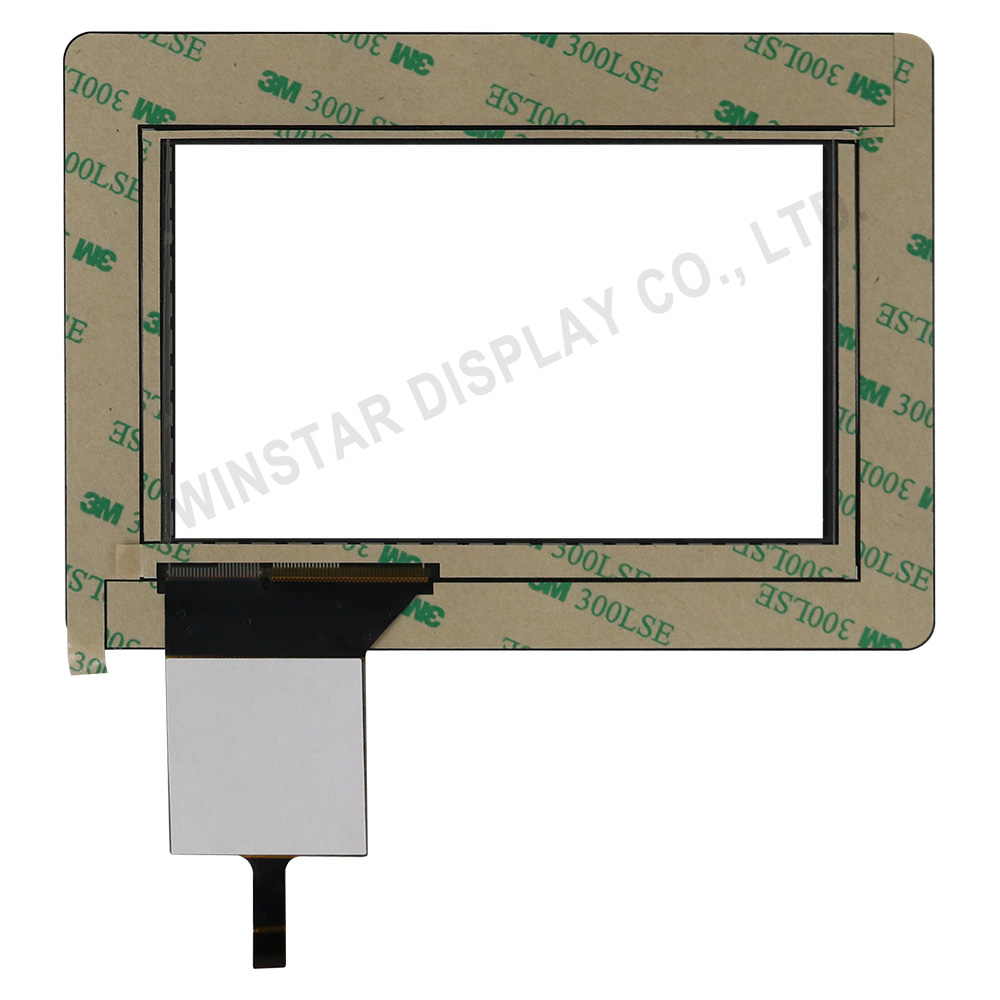 5 inch Projected Capacitive Touch Screen