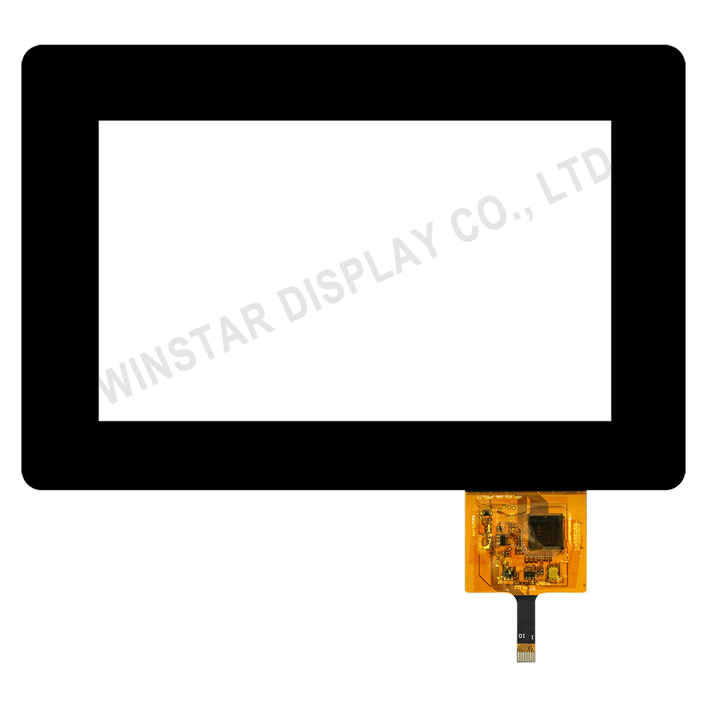 7 inch Projected Capacitive Touch Screen