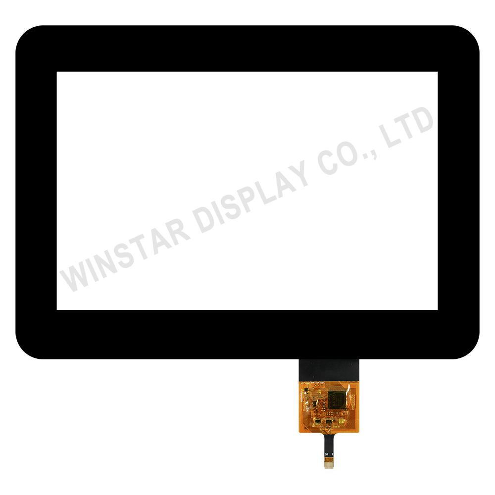 10.1 inch Projected Capacitive Touch Screen