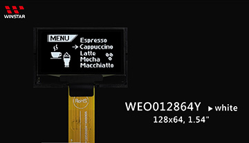 OLED - WEO012864Y Video