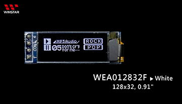 OLED - WEA012832F Video