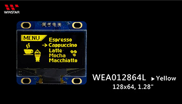 OLED video - WEA012864L