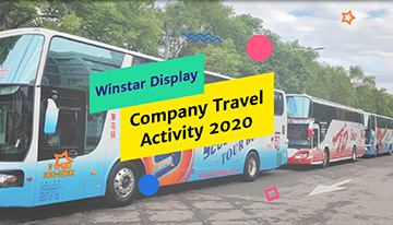 Company Travel Activity 2020